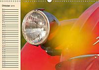 Citroën 2CV - Ente rot (Wandkalender 2019 DIN A3 quer) - Produktdetailbild 10