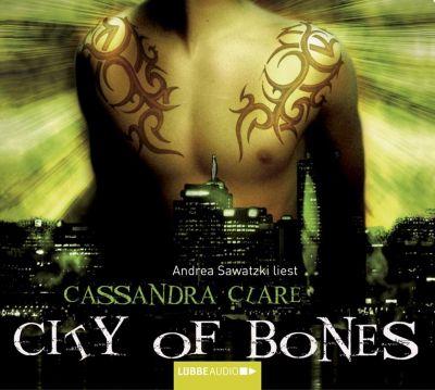 City of Bones, 6 Audio-CDs, Cassandra Clare