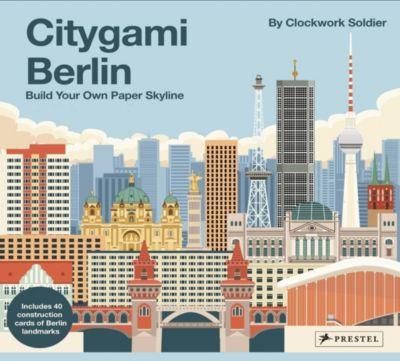 Citygami Berlin - Clockwork Soldier Ltd. pdf epub