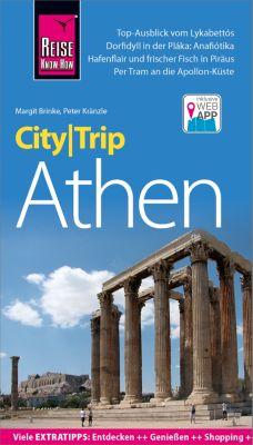 CityTrip: Reise Know-How CityTrip Athen, Peter Kränzle, Margit Brinke