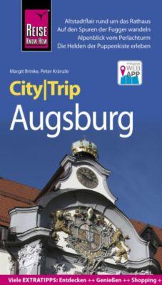 CityTrip: Reise Know-How CityTrip Augsburg, Peter Kränzle, Margit Brinke