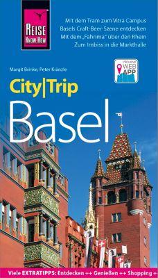 CityTrip: Reise Know-How CityTrip Basel, Peter Kränzle, Margit Brinke