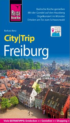 CityTrip: Reise Know-How CityTrip Freiburg, Barbara Benz