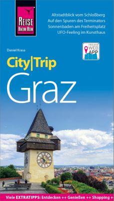 CityTrip: Reise Know-How CityTrip Graz, Daniel Krasa