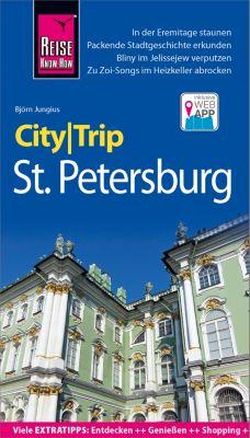 CityTrip: Reise Know-How CityTrip St. Petersburg, Björn Jungius