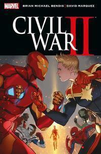 Civil War II, Brian Michael Bendis, David Marquez
