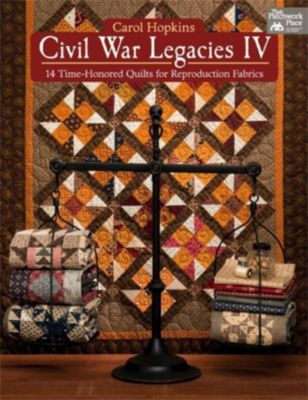 Civil War Legacies IV, Carol Hopkins