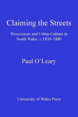 Claiming the Streets, Paul O'Leary
