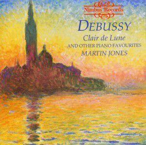 Clair De Lune/+, Martin Jones