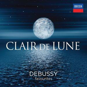 Claire De Lune-Debussy Favourites, Claude Debussy