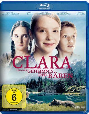 Clara und das Geheimnis der Bären, Tobias Ineichen, Jan Poldervaart