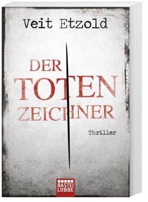 Clara Vidalis Band 4: Der Totenzeichner, Veit Etzold