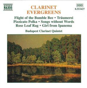 Clarinet Evergreens, Budapester Klarinettenquintett