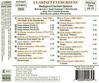 Clarinet Evergreens - Produktdetailbild 1