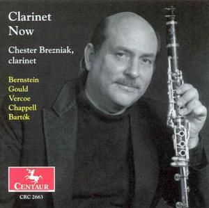 Clarinet Now, Chester Brezniak
