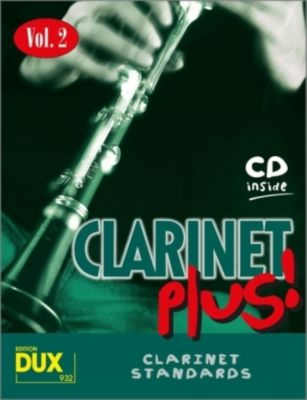 Clarinet plus!, m. Audio-CD, Arturo Himmer