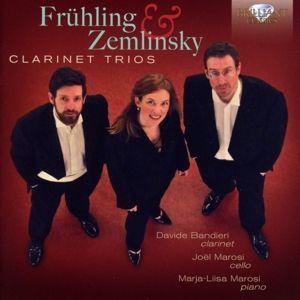 Clarinet Trios, Davide Bandieri, Joel Marosi, Marja Marosi