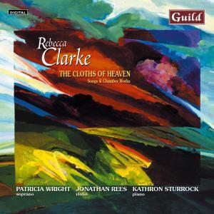 Clarke Lieder+Kammermusik, Wright, Rees, Sturrock