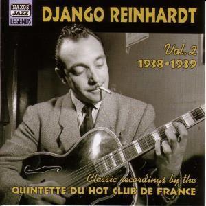 Classic 1938-1939 Recording Vol. 2, Django Reinhardt