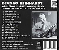 Classic 1938-1939 Recording Vol. 2 - Produktdetailbild 1