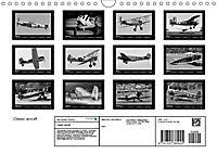 Classic aircraft (Wall Calendar 2019 DIN A4 Landscape) - Produktdetailbild 13