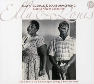 Classic Album Collection, Ella & Armstrong,Louis Fitzgerald