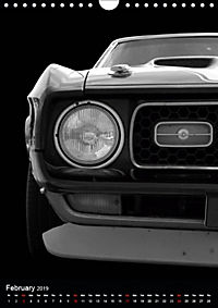 Classic Car Special - Wild Pony (Wall Calendar 2019 DIN A4 Portrait) - Produktdetailbild 2