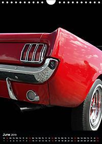 Classic Car Special - Wild Pony (Wall Calendar 2019 DIN A4 Portrait) - Produktdetailbild 6