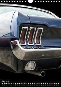 Classic Car Special - Wild Pony (Wall Calendar 2019 DIN A4 Portrait) - Produktdetailbild 7
