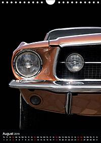 Classic Car Special - Wild Pony (Wall Calendar 2019 DIN A4 Portrait) - Produktdetailbild 8