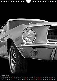 Classic Car Special - Wild Pony (Wall Calendar 2019 DIN A4 Portrait) - Produktdetailbild 4
