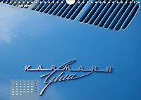 classic cars SELECTION (Wandkalender 2019 DIN A4 quer) - Produktdetailbild 7