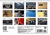classic cars SELECTION (Wandkalender 2019 DIN A4 quer) - Produktdetailbild 13