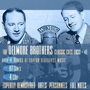 Classic Cuts 1933-1941, The Delmore Brothers