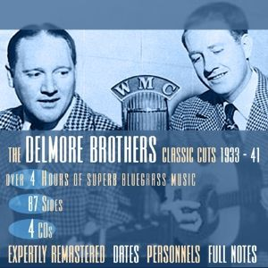 Classic Cuts 1933-1941, The Delmore Brothers
