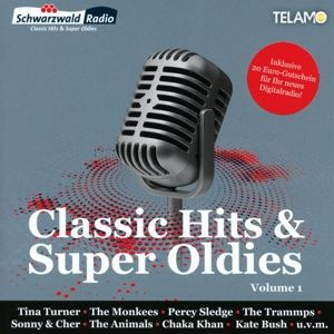 Classic Hits & Super Oldies Vol.1, Diverse Interpreten