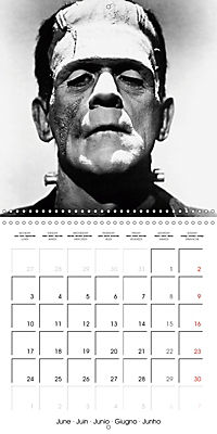 Classic Movies (Wall Calendar 2019 300 × 300 mm Square) - Produktdetailbild 6