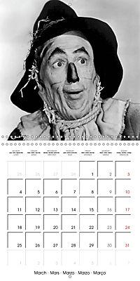 Classic Movies (Wall Calendar 2019 300 × 300 mm Square) - Produktdetailbild 3