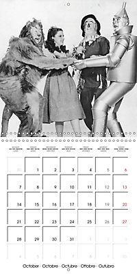 Classic Movies (Wall Calendar 2019 300 × 300 mm Square) - Produktdetailbild 10