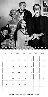 Classic Movies (Wall Calendar 2019 300 × 300 mm Square) - Produktdetailbild 2