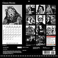Classic Movies (Wall Calendar 2019 300 × 300 mm Square) - Produktdetailbild 13