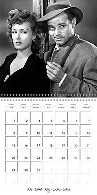 Classic Movies (Wall Calendar 2019 300 × 300 mm Square) - Produktdetailbild 7