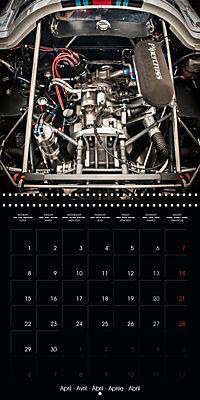 Classic Racing Engines (Wall Calendar 2019 300 × 300 mm Square) - Produktdetailbild 4