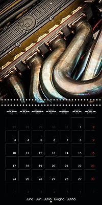 Classic Racing Engines (Wall Calendar 2019 300 × 300 mm Square) - Produktdetailbild 6