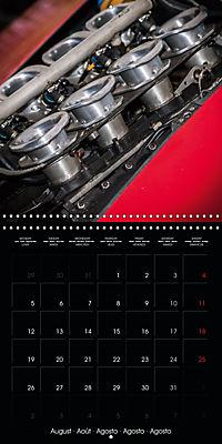 Classic Racing Engines (Wall Calendar 2019 300 × 300 mm Square) - Produktdetailbild 8