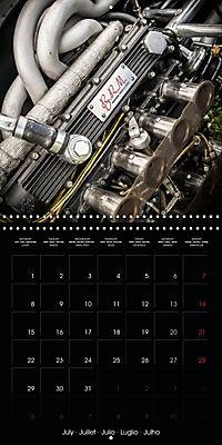 Classic Racing Engines (Wall Calendar 2019 300 × 300 mm Square) - Produktdetailbild 7