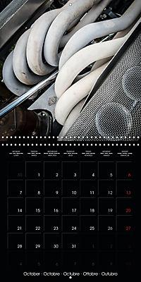 Classic Racing Engines (Wall Calendar 2019 300 × 300 mm Square) - Produktdetailbild 10