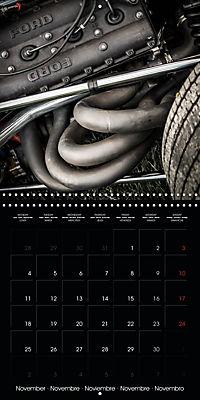 Classic Racing Engines (Wall Calendar 2019 300 × 300 mm Square) - Produktdetailbild 11
