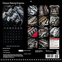 Classic Racing Engines (Wall Calendar 2019 300 × 300 mm Square) - Produktdetailbild 13