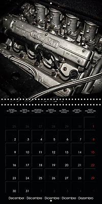 Classic Racing Engines (Wall Calendar 2019 300 × 300 mm Square) - Produktdetailbild 12